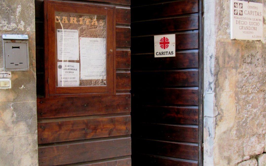 La Caritas di Orvieto